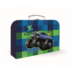 Kufrík na výtvarnú výchovu - Monstertruck - veľký