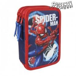 Trojposchodový peračník s vybavením - Spiderman 3561