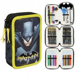 Trojposchodový peračník s vybavením - Batman 78667