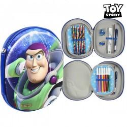 Trojitý peračník s vybavením - Toy Story 78865