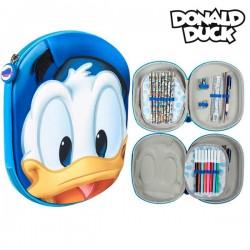Trojitý peračník s vybavením - Káčer Donald Disney 78841