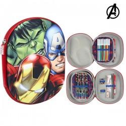 Trojitý peračník s vybavením - The Avengers 78889