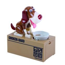 Pokladnička - hladný pes