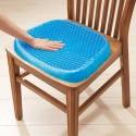 Gélový podsedák na stoličku s protišmykovým obalom