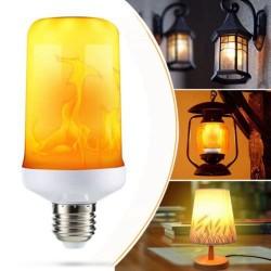 LED žiarovka HYO-2, 5W - imitácia plameňa