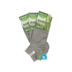 Dámske bambusové členkové ponožky Ellasun ZHW695D