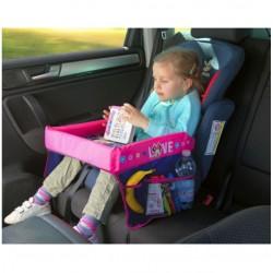 Cestovný stolík do auta - Minnie Mouse
