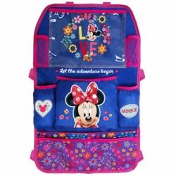 Detský organizér do auta - Minnie Mouse