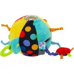 Náučná plyšová hračka - balón - Baby Mix