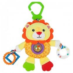 Detská plyšová hračka - levík - Nenikos