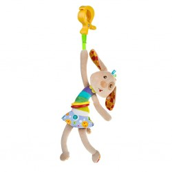 Detská plyšová hračka s vibráciou - psík - Akuku