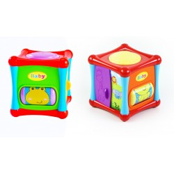 Hracia kocka pre najmenšie deti
