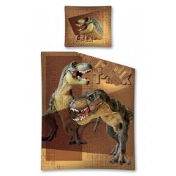 Detská obliečka - Tyranosaurus Rex - 140x200