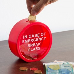 Pokladnička - Pre prípad núdze