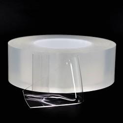 Obojstranná lepiaca nano páska - 5 m