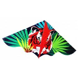 Lietajúci drak - tiger - 120 x 61 cm