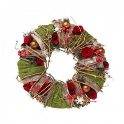 Vianočný veniec - 35 cm
