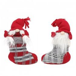 Vianočná pančucha originálna - 1 ks