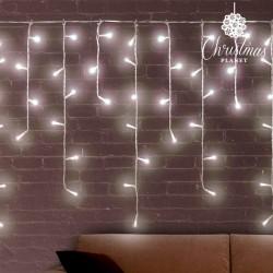 Vianočné osvetlenie - biele - 200 LED