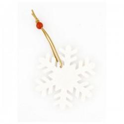 Vianočná ozdoba - snehová vločka