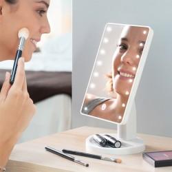 Stolové LED dotykové zrkadlo  - InnovaGoods