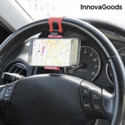 Držiak smartphonov na volant - InnovaGoods