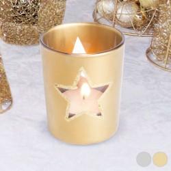Vianočný svietnik - hviezda
