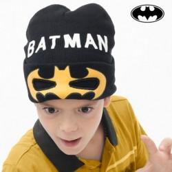 Detská zimná čiapka s maskou - Batman
