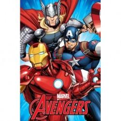 Flísová deka - The Avengers - 150 x 100 cm - Jerry Fabrics