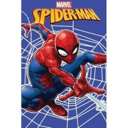 Flísová deka - Spiderman Marvel - 150 x 100 cm - Jerry Fabrics
