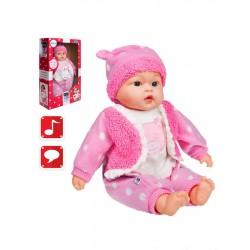 Česky hovoriaca a spievajúca bábika Anička - 46 cm - PlayTo
