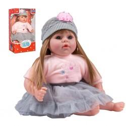 Slovensky hovoriaca a spievajúca bábika Nina - 46 cm - PlayTo