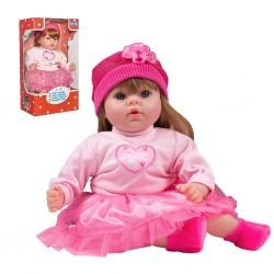 Slovensky hovoriaca a spievajúca bábika Tina - 46 cm - PlayTo