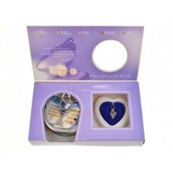 Perla priania - Fialová