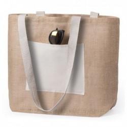 Jutová taška - 48 x 35 x 15 cm