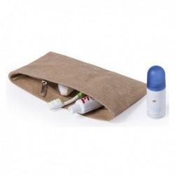 Jutová taška na kozmetiku - 25 x 15 cm