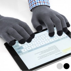 Unisex dotykové rukavice