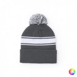 Dvojfarebná zimná čiapka
