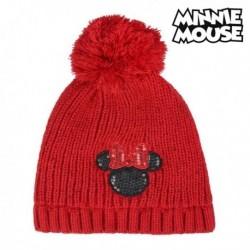 Detská čiapka - Minnie Mouse 74283 - červená