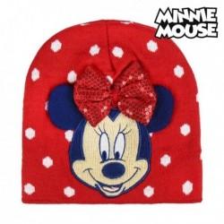 Detská čiapka - Minnie Mouse 74350 - červená