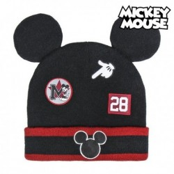 Detská čiapka - Mickey Mouse 74291 - čierna