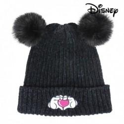 Detská čiapka - Mickey Mouse 74302 - čierna