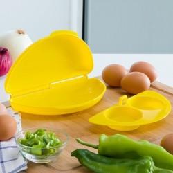Pomôcka na omelety do mikrovlnnej rúry - InnovaGoods
