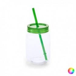 Uzatvárateľný pohár so slamkou 144820 - 600 ml