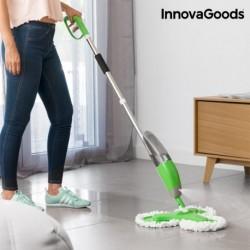 Trojitý mop s rozprašovačom - InnovaGoods