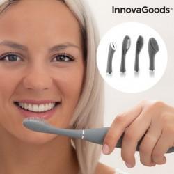 Silikónová sonická kefka na zuby s príslušenstvom Klinfor - InnovaGoods