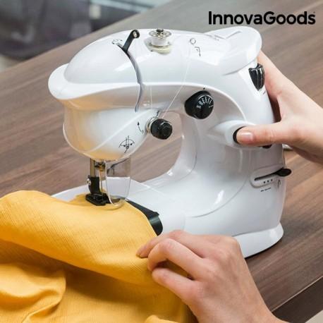 Kompaktný šijací stroj - 6 - 1000 mA - InnovaGoods