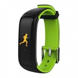Fitness náramok BSport-15-V - 0,96 - OLED - zelený - Bluetooth 4.0 - IP67 - Brigmton