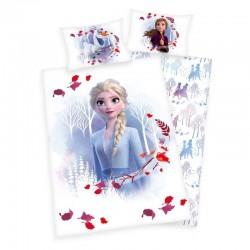 Bavlnené obliečky do postieľky - Ľadové kráľovstvo 2 - 100 x 135 - Herding