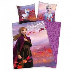 Bavlnené obliečky - Ľadové kráľovstvo 2 - Destiny - 140 x 200 - Herding